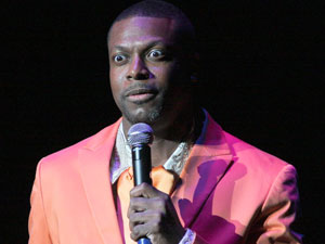 Chris Tucker On Oscar-Nominated 'Silver Linings Playbook'