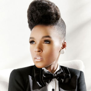 Janelle Monae On New Year's Eve Peach Drop, 'The Electric Lady, Erykah Badu, The Obamas