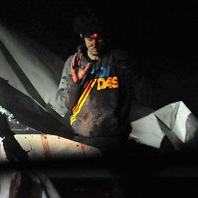 Dzhokhar Tsarnaev Photos: Police Sergeant Sean Murphy Releases Photos Of Capture Of Boston Marathon Bombing Suspect