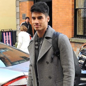 Siva Kaneswaran & The Wanted Land In Dublin For Cheerios Childline Concert
