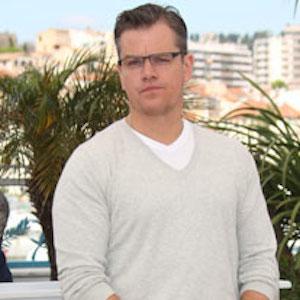 Matt Damon Reprising Jason Bourne Role