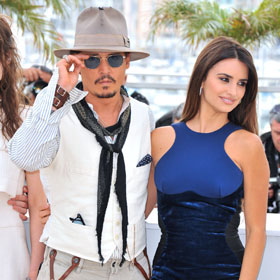 Johnny Depp & Penelope Cruz Open 'Pirates Of The Caribbean' At Cannes Film Festival