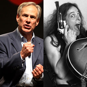 Greg Abbott Campaigns With Ted Nugent, Slammed By Wendy Davis