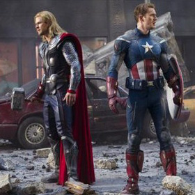 'The Avengers: Age Of Ultron' Announced At Comic Con