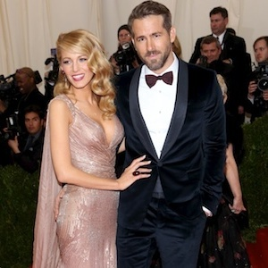 Blake Lively Announces Pregnancy On Preserve
