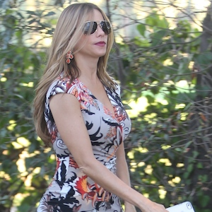 Sofia Vergara Stuns On 'Modern Family' Set