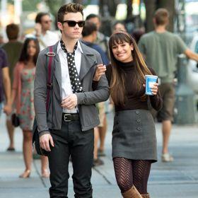 SNEAK PEEK: 'Glee' Films In New York