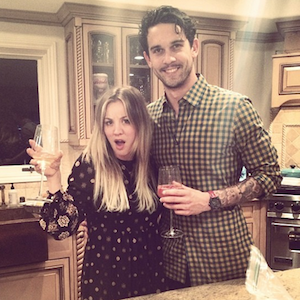 Kaley Cuoco & Ryan Sweeting '€˜Kill'€™ First Christmas Together