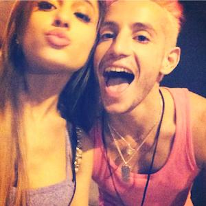 Ariana Grande Left Catholicism For Kabbalah Because Of Gay Brother Frankie Grande