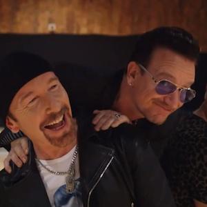 Bono Apologizes For The Free U2 Album: 'Oops'