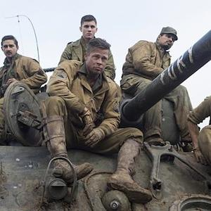 'Fury' Review Roundup: Brad Pitt WWII Film Applauded But Divisive