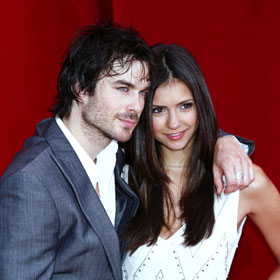 Ian Somerhalder och Nina Dobrev dating december 2013Auckland hookup webbplatser