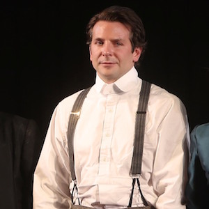 Bradley Cooper Takes A Bow At 'The Elephant Man' Curtain Call