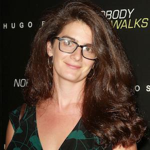 """Gaby Hoffmann Goes Nude -"""" Again -"""""""" In '˜Girls'"""