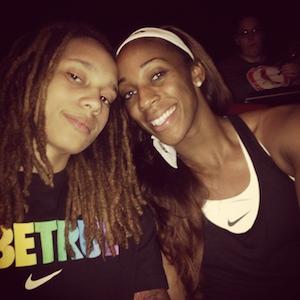 Brittney Griner Engaged To WNBA's Glory Johnson
