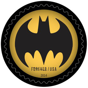 Batman Stamp: Post Office Celebrates 75 Years Of Batman With Special Stamp Collection