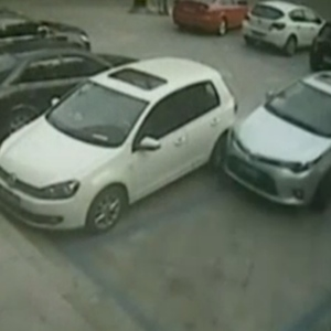 'China's Worst Driver' Video Goes Viral