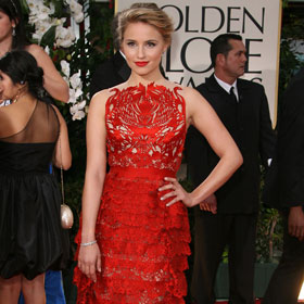 Best Dressed: Dianna Agron From 'Glee'