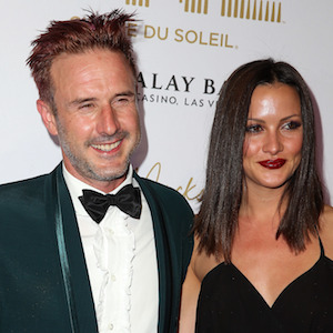 David Arquette & Girlfriend Christina McLarty Are Engaged