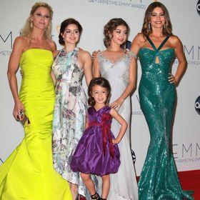 EMMYS: Julie Bowen Thanks Sofia Vergara