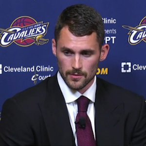 Kevin Love Welcomed To Cleveland With Starter-Sponsored Billboard