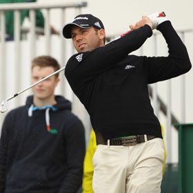 Sergio Garcia Under Fire For Racist Jibe At Tiger Woods, Apologizes