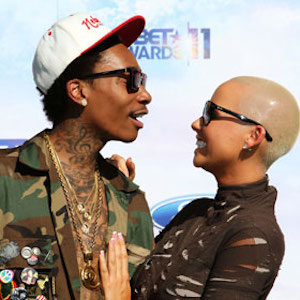 Amber Rose Addresses Divorce On Twitter, Implies Wiz Khalifa Cheated