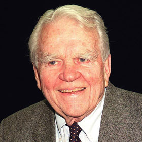 Andy Rooney Hospitalized