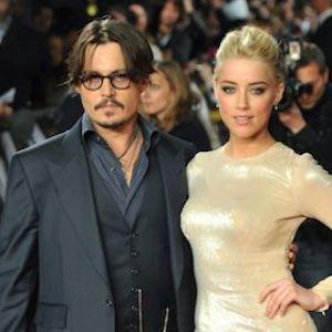 Johnny Depp Explains His Women's Engagement Ring, Talks Amber Heard
