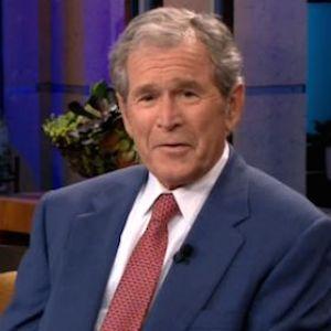 George W. Bush To Publish Biography Of Father George H. W. Bush
