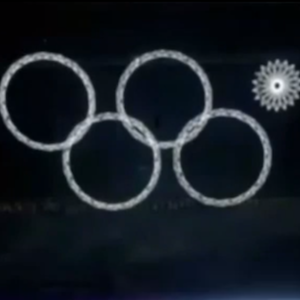 Olympic Rings Have Mishap During Sochi 2014 Opening Ceremonies