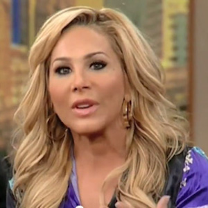 Adrienne Maloof's Holiday Party Draws Police Attention