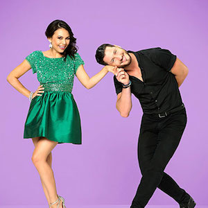 'Dancing With The Stars' Recap: Janel Parrish & Bethany Mota Earn Perfect 10s; Randy Couture Eliminated