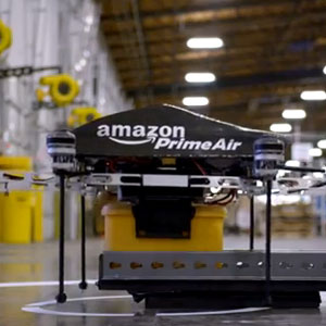 Amazon Prime Air: Amazon Drone For Deliveries Unveiled