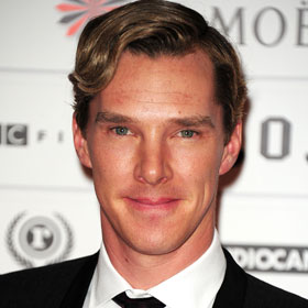 Benedict Cumberbatch: Oscars Are 'Overwhelming'