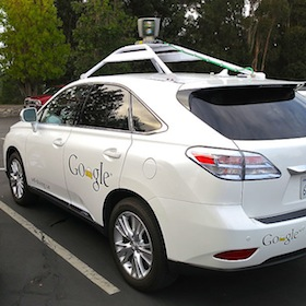 Self-Driving Car Approved By Federal Safety Officials For Testing Purposes Only