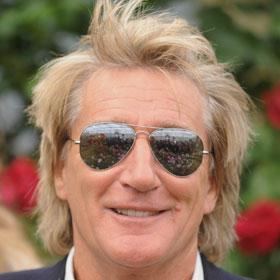 Rod Stewart, Penny Lancaster Split For 2 Weeks