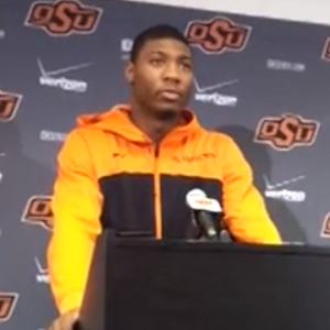 Marcus Smart, Oklahoma State Basketball Player, Suspended After Shoving Fan
