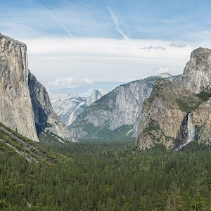 Google Doodle Celebrates Yosemite: National Park's Birthday Observed During Government Shutdown Closure