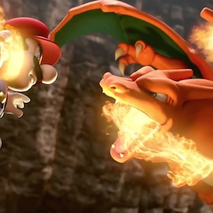 Pokemon's Charizard And Greninja Announced As New Characters In Nintendo's Super Smash Bros.