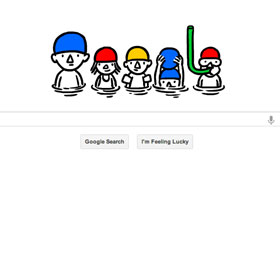 Summer Solstice Celebrated With Google Doodle