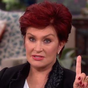 Sharon Osbourne Rants Against U2's Free Album