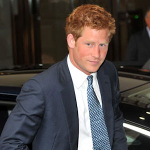 Prince Harry Addresses Brother Prince William & Kate Middleton's Baby News