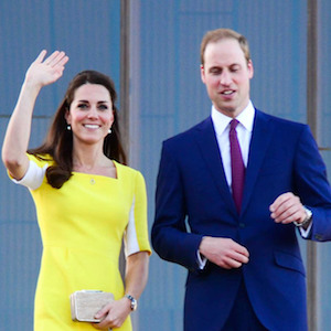 Kate Middleton And Prince William Expecting Second Child In April