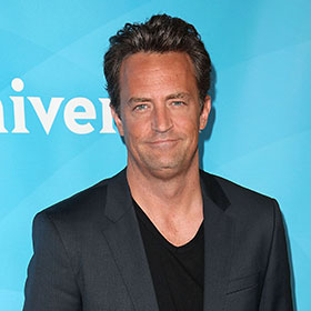 Matthew Perry Opens Up About His Alcohol & Drug Addictions