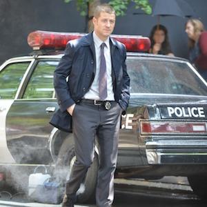 Ben McKenzie Films 'Gotham'