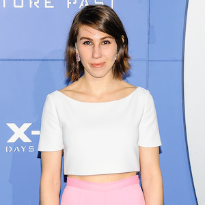 Zosia Mamet, 'Girls' Star, Opens Up About Eating Disorder
