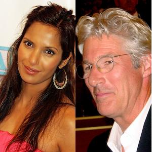 Richard Gere Dating 'Top Chef' Host Padma Lakshmi