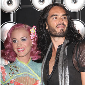 Russell Brand Jokes About Sex Life With Katy Perry