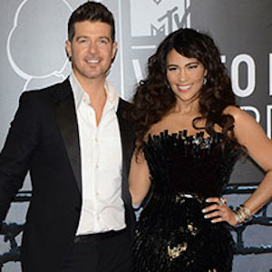 Paula Patton Files For Divorce From Robin Thicke, Cites Irreconcilable Differences